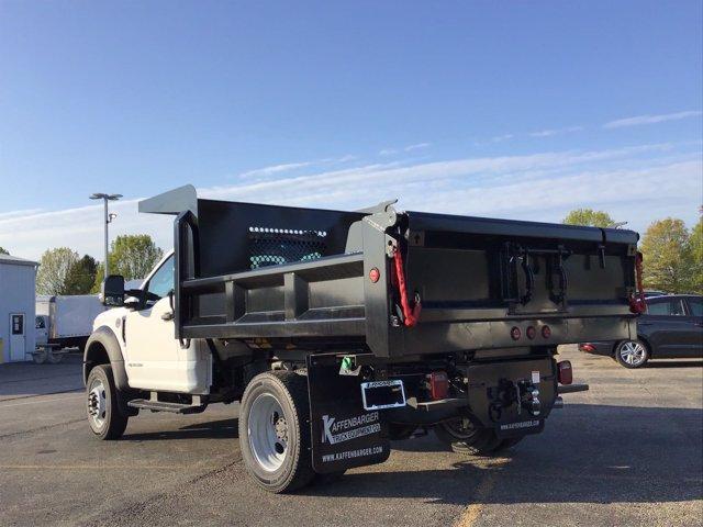 2020 Ford F-550 Regular Cab DRW 4x4, Rowe Truck Equipment Dump Body #FTL2080 - photo 1