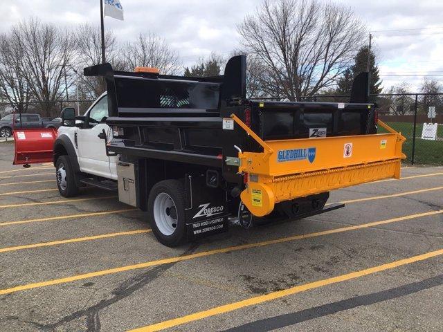 2020 Ford F-550 Regular Cab DRW 4x4, Rugby Dump Body #FTL2588 - photo 1