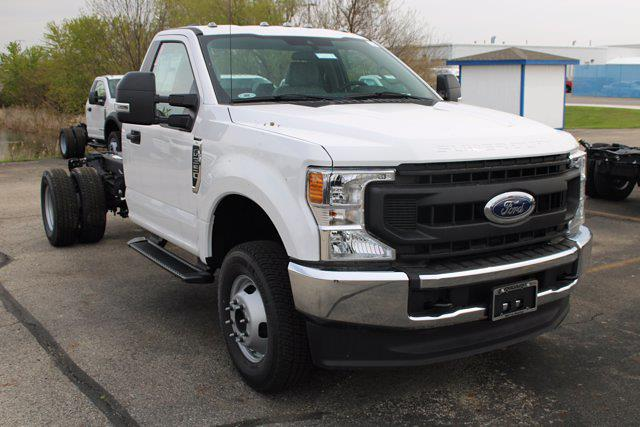 2020 Ford F-350 Regular Cab DRW 4x4, Cab Chassis #FTL3424 - photo 1