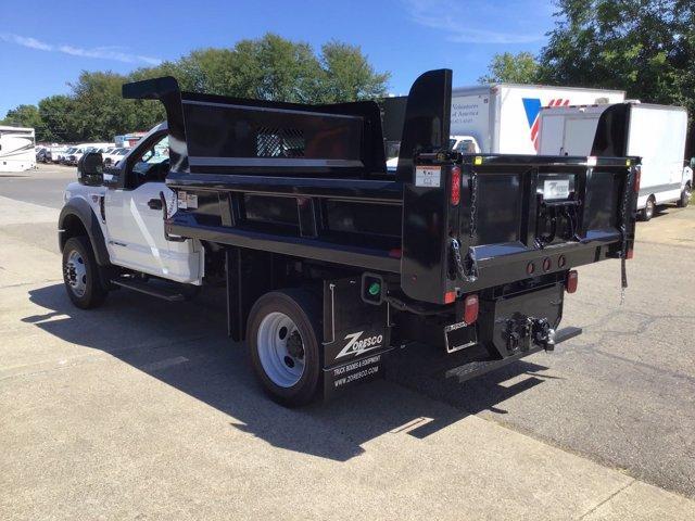 2020 Ford F-550 Regular Cab DRW 4x4, Rugby Dump Body #FTL3722 - photo 1