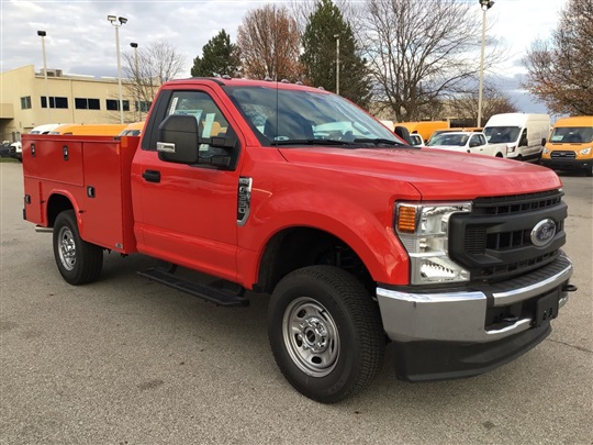 2020 Ford F-350 Regular Cab 4x4, Knapheide Steel Service Body #FTL4429 - photo 1