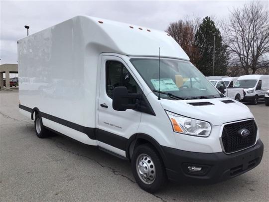 2020 Ford Transit 350 HD DRW 4x2, Unicell Cutaway Van #FTL4524 - photo 1