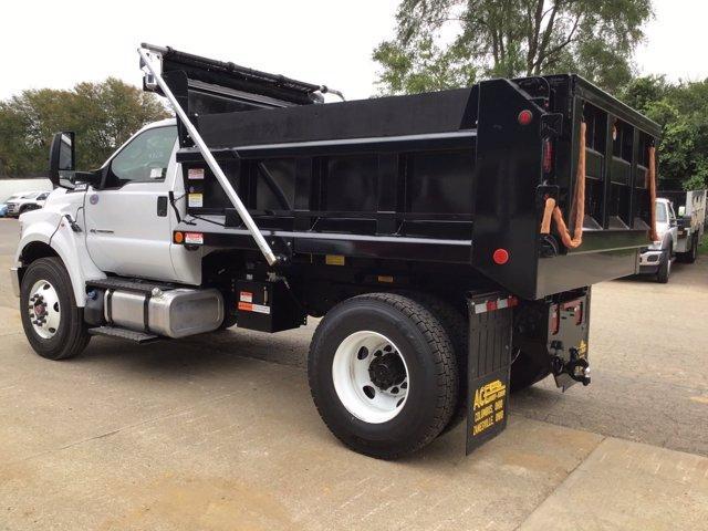 2021 Ford F-750 Regular Cab DRW RWD, Galion Dump Body #FTM1060 - photo 1