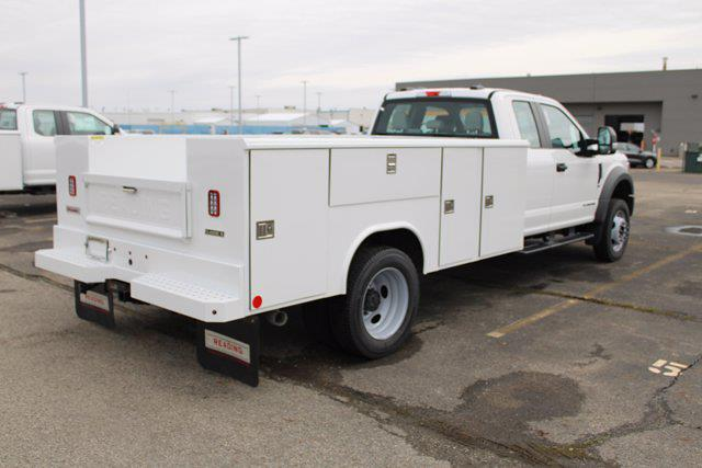2021 Ford F-550 Super Cab DRW 4x4, Reading Service Body #FTM1892 - photo 1