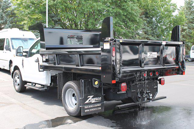 2021 Ford F-350 Regular Cab DRW 4x2, Rugby Dump Body #FTM2012 - photo 1