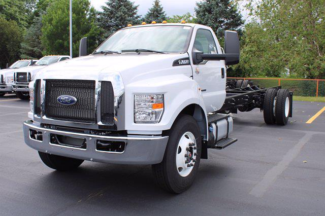 2022 Ford F-650 Regular Cab DRW 4x2, Cab Chassis #FTN1023 - photo 1