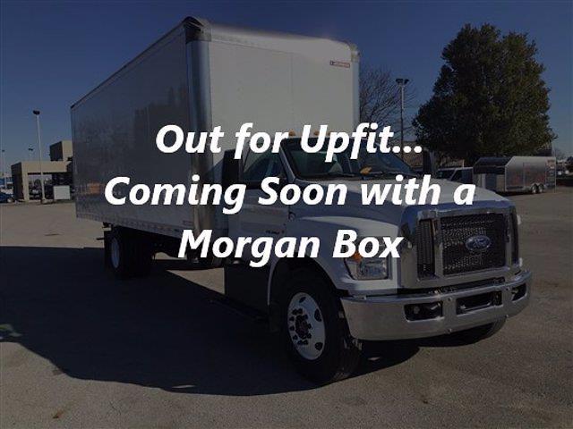 2022 Ford F-650 Regular Cab DRW 4x2, Morgan Dry Freight #FTN1050 - photo 1