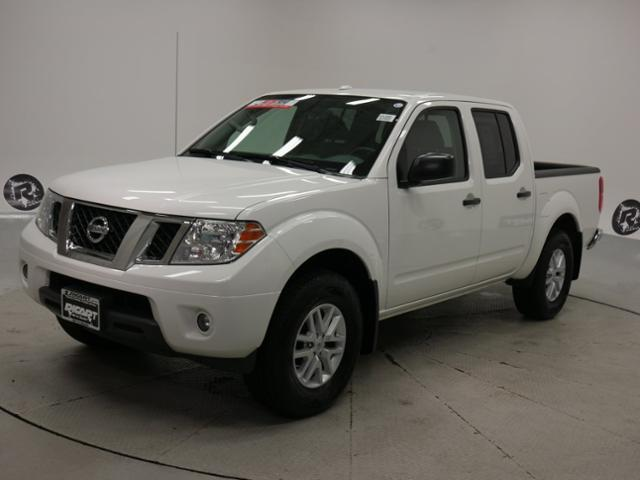 2018 Nissan Frontier Crew Cab 4x4, Pickup #NTK1060A - photo 1