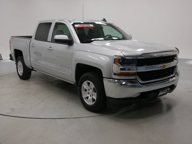 2017 Silverado 1500 Crew Cab 4x4,  Pickup #PRT30550 - photo 1