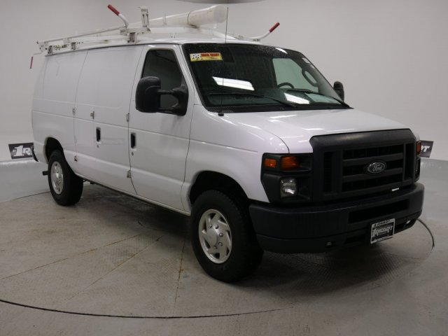 2013 E-250 4x2,  Upfitted Cargo Van #PRT30730 - photo 1