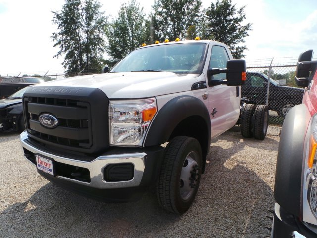 2016 F-550 Regular Cab DRW 4x4, Cab Chassis #GEA51397 - photo 3
