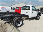 2016 F-550 Regular Cab DRW 4x4, Cab Chassis #GEA51397 - photo 1