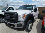 2016 F-450 Regular Cab DRW 4x4, Cab Chassis #GEC62376 - photo 1