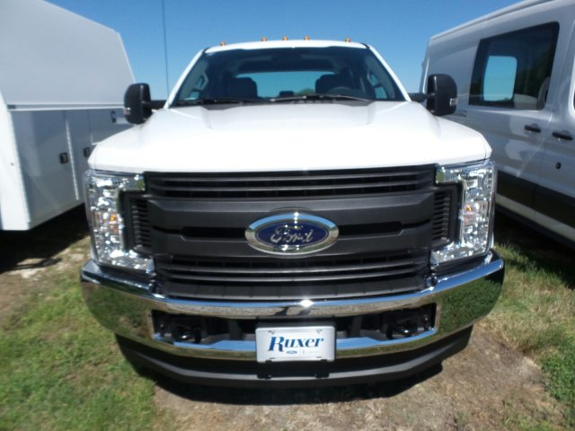 2017 F-350 Crew Cab DRW 4x4, Service Body #HED32666 - photo 4