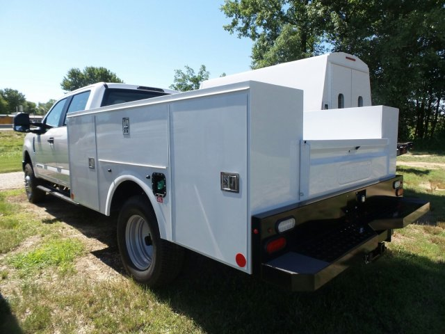 2017 F-350 Crew Cab DRW 4x4, Service Body #HED32666 - photo 2