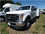 2017 F-350 Crew Cab DRW 4x4, Service Body #HED32666 - photo 1