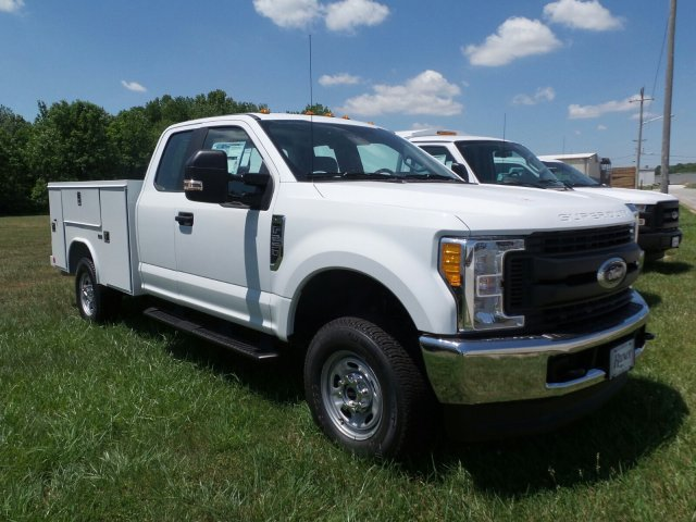 2017 F-250 Super Cab 4x4, Service Body #HED60885 - photo 3