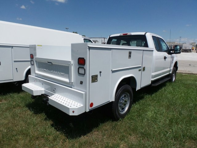 2017 F-250 Super Cab 4x4, Service Body #HED60885 - photo 6