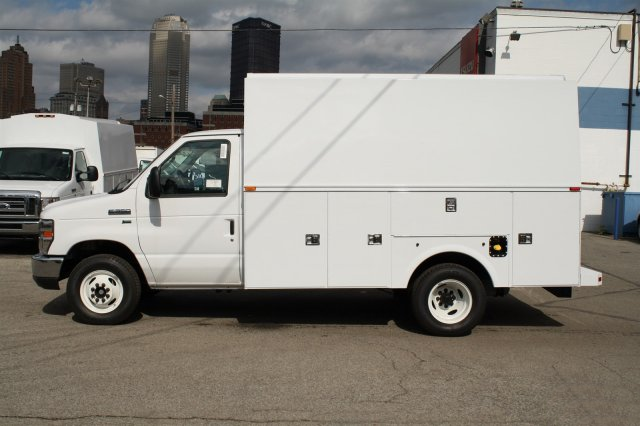 2014 E-350, Palfinger Service Utility Van #DB05733 - photo 3