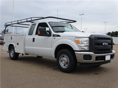 2015 F-250 Super Cab, Knapheide Standard Service Body #KNAPEA04976 - photo 1