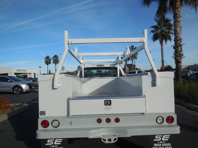 2014 F-350 Regular Cab DRW, Scelzi Contractor Body #EA27996 - photo 3