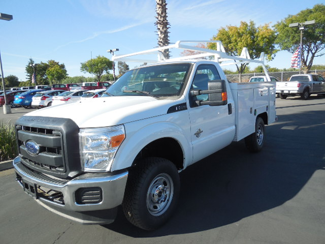 2015 F-250 Regular Cab 4x4,  Scelzi Crown Service Body #EA48160 - photo 1