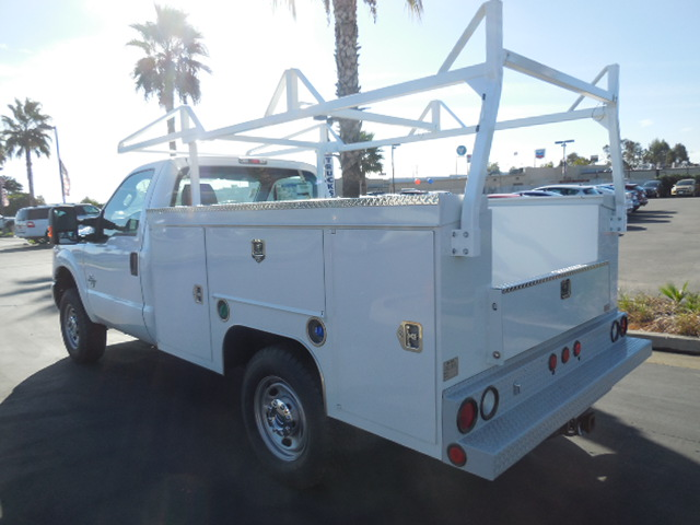 2015 F-250 Regular Cab 4x4,  Scelzi Crown Service Body #EA48160 - photo 2