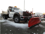 2014 F-550 Regular Cab DRW 4x4, Rugby Dump Body #EA55828 - photo 1