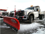 2014 F-550 Regular Cab DRW 4x4,  Rugby Eliminator LP Stainless Steel Dump Body #EA55828 - photo 4