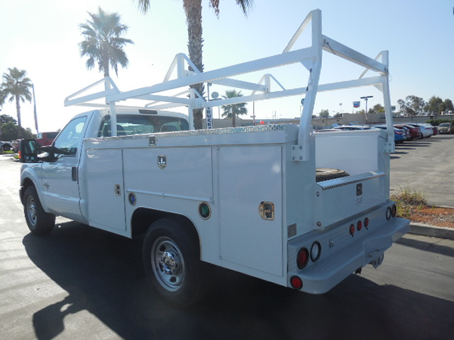 2015 F-350 Regular Cab, Scelzi Service Body #EA78465 - photo 2