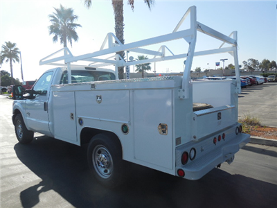 2015 F-350 Regular Cab 4x2,  Scelzi Signature Service Body #EA78465 - photo 2