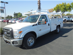 2015 F-350 Regular Cab 4x2,  Scelzi Signature Service Body #EA78465 - photo 1