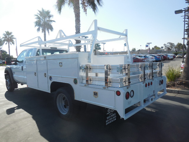 2015 F-450 Super Cab DRW 4x4, Scelzi Combo Body #EA89794 - photo 2