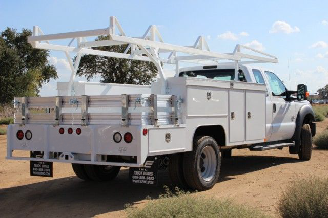 2015 F-550 Super Cab DRW, Scelzi Combo Body #EB05607 - photo 2