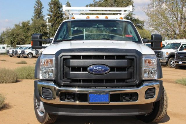 2015 F-550 Super Cab DRW, Scelzi Combo Body #EB05607 - photo 3