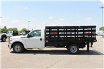 2014 F-350 Regular Cab DRW, Knapheide Value-Master X Stake Bed #KNAPEB29604 - photo 3