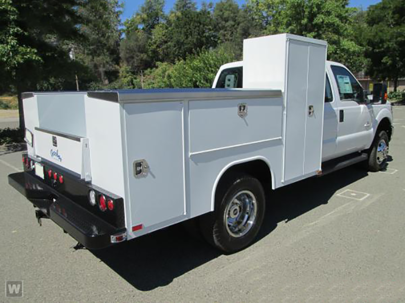 2014 F-350 Super Cab DRW 4x4,  Harbor Welder Body #EB82216 - photo 2