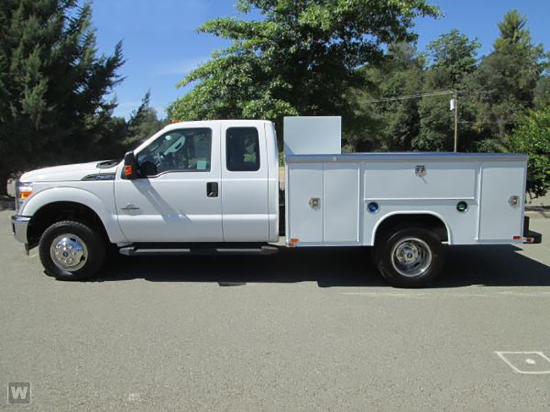 2014 F-350 Super Cab DRW 4x4,  Harbor Welder Body #EB82216 - photo 3