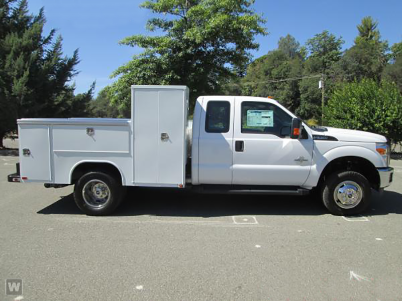 2014 F-350 Super Cab DRW 4x4,  Harbor Welder Body #EB82216 - photo 4