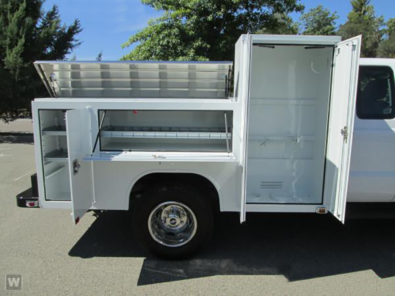 2014 F-350 Super Cab DRW 4x4,  Harbor Welder Body #EB82216 - photo 5