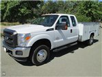 2014 F-350 Super Cab DRW 4x4,  Harbor Welder Body #EB82216 - photo 1