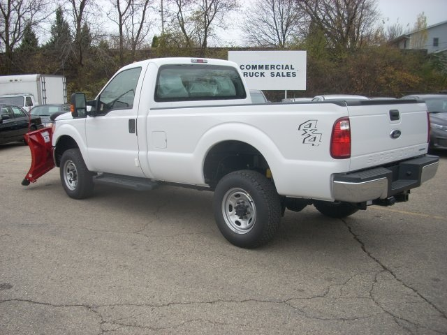 2015 F-250 Regular Cab 4x4 Pickup #EB83876 - photo 2