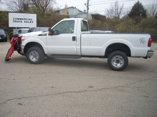 2015 F-250 Regular Cab 4x4 Pickup #EB83876 - photo 4