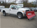 2015 F-250 Regular Cab 4x4 Pickup #EB83876 - photo 1