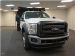 2015 F-450 Crew Cab DRW, Knapheide Value-Master X Landscape Dump #KNAPEC38458 - photo 4