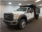 2015 F-450 Crew Cab DRW, Knapheide Value-Master X Landscape Dump #KNAPEC38458 - photo 1