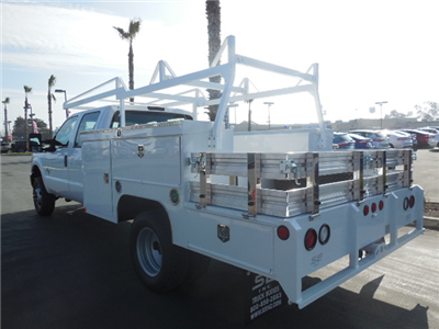 2015 F-350 Crew Cab DRW 4x4,  Scelzi CTFB Combo Body #EC39548 - photo 2