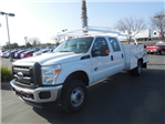 2015 F-350 Crew Cab DRW 4x4, Scelzi Combo Body #EC39548 - photo 1