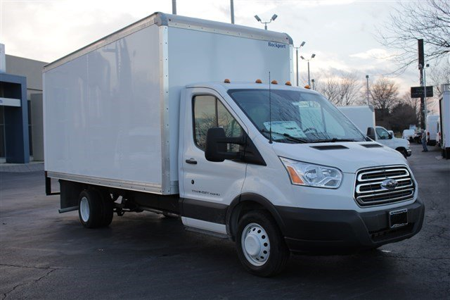 2015 Transit 350 HD DRW 4x2,  Rockport LE Cutaway Van #KA00549 - photo 1