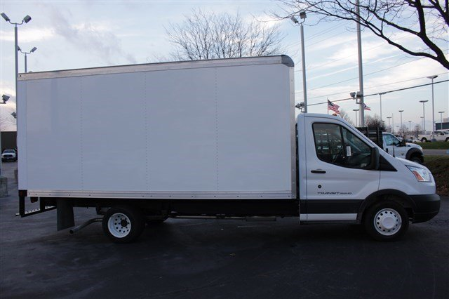 2015 Transit 350 HD DRW 4x2,  Rockport Cutaway Van #KA00549 - photo 3
